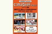 LIVEHOLIC presents『Crush!! vol.7』 supported by Eggs