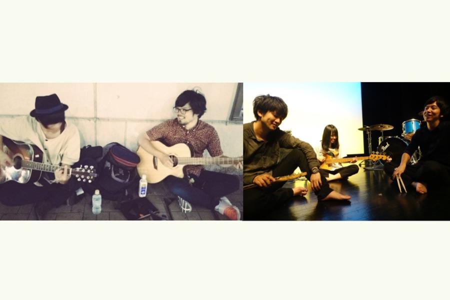 """ブレーメン 2nd e.p. """"もういいかい まあだだよ"""" Release Tour×Rhythm chord & melody"""