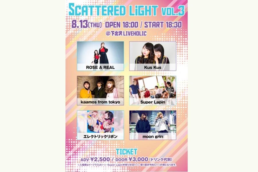 Scattered light vol.3