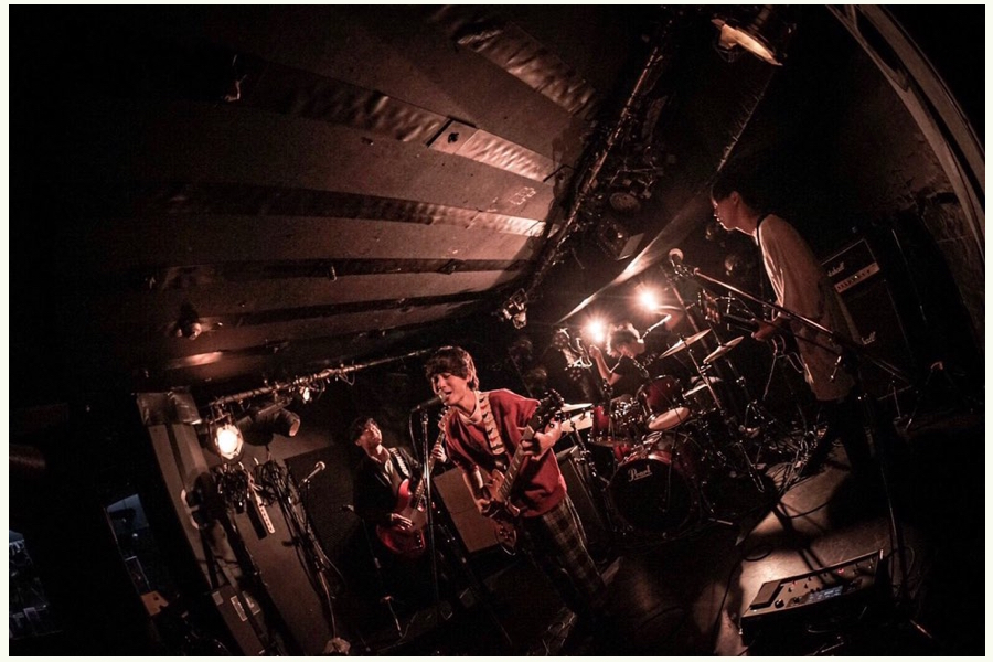 "bed time sheep「night owl」「cockcrow」W release tour ""Where is my Beckmann?"""