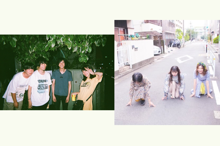 FATE BOX「luv a gain」×blondy「Walk Slowly」Tour